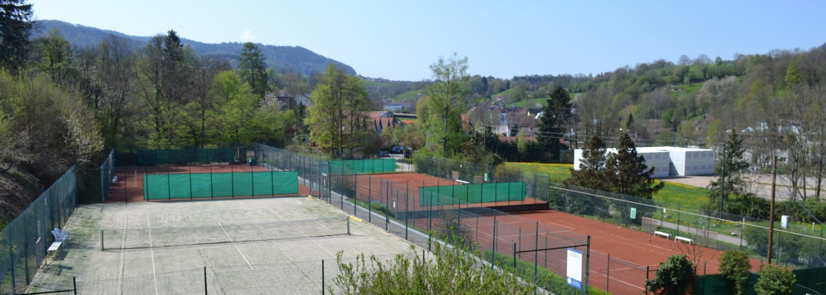 Tennisanlage TC Hexental